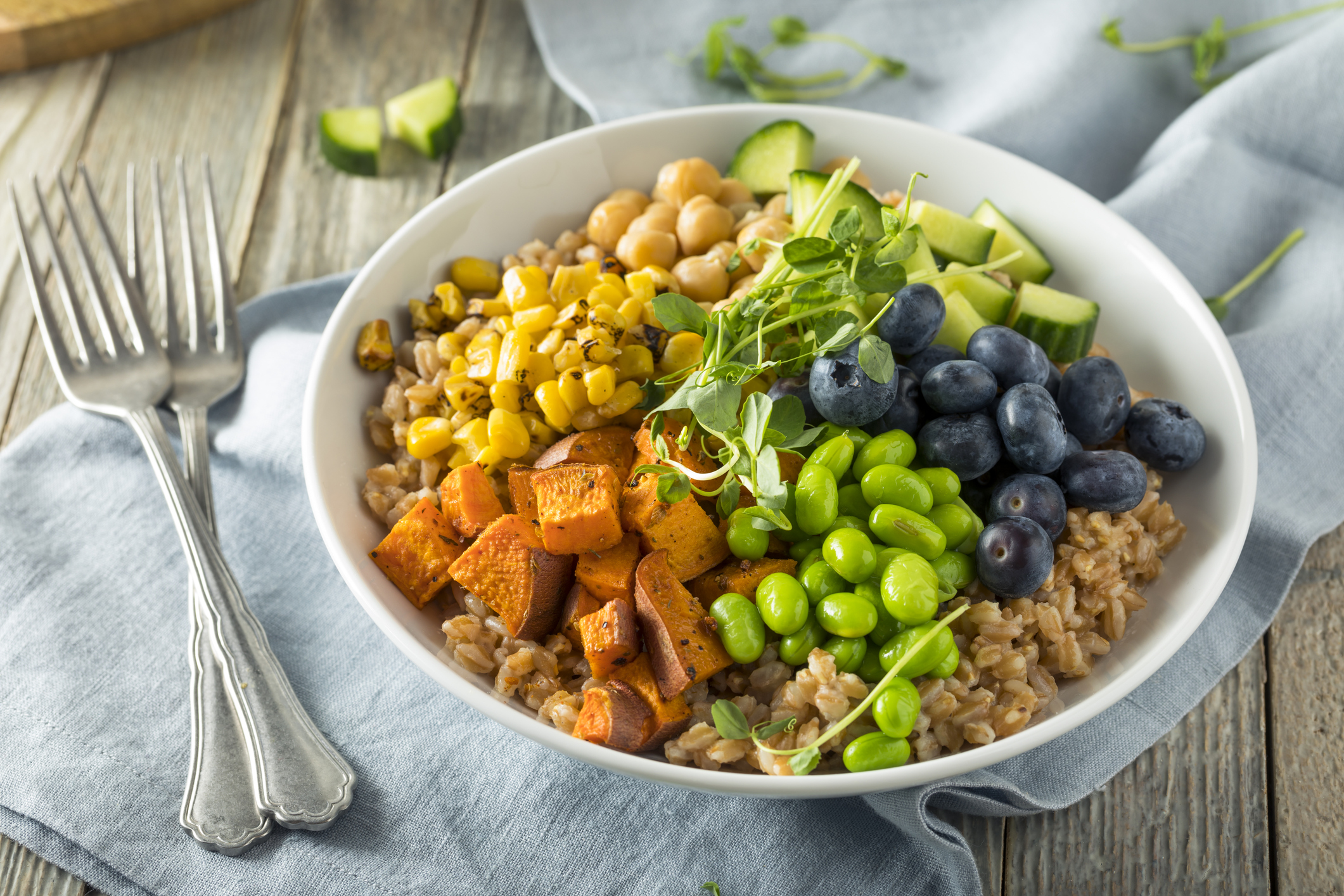 6 Easy Meatless Meals Under 400 Calories Q4fit Com
